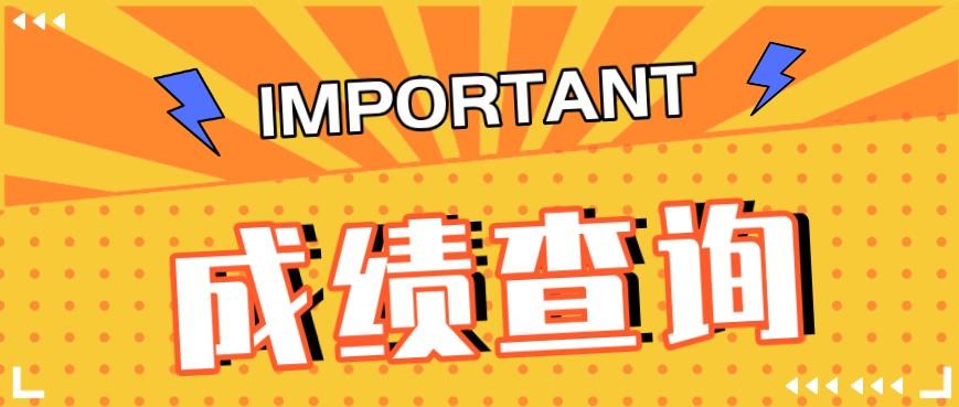 什么时候可以查询2020年10月重庆壁上自考成绩?